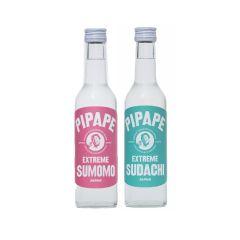 Pipape - Extreme Flavor Vodka 300ml (Sudachi & Sumomo) (1 Set