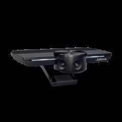 (送Jabra Speaker 510(價值$ 1,190)) Jabra PanaCast 智能 180° 4K視訊會議攝影機 支援Microsoft Teams, ZOOM, Skype 或更多