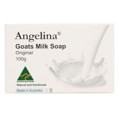 Angelina - Goats Milk Soap (Original) PC2601