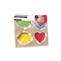 Peleg Design - Greeting Stickers Writable Stickers PE797