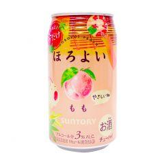 新得利 - 微醺桃子味 3% 350毫升 (1支 / 6支 / 24支) (平行進口貨品) PEACG_SODA_ALL