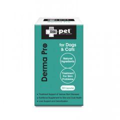 DR. pet - 天然皮膚綜合補充 (30 粒膠囊 ) PET-DER-01