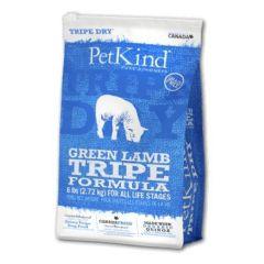 PetKind - Green Lamb Tripe Formula Dog food 25lbs/ 11 lbs PetKind_GreenLamb