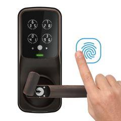 Lockly® Secure Pro Latch Lock 智能門鎖 - 3色, 包安裝服務 PGD628F
