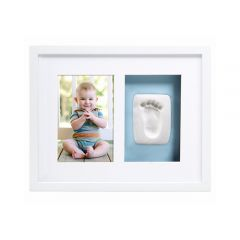Pearhead - Babyprints Wall Frame - White PH63022
