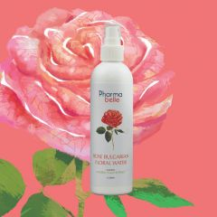 Pharmabelle- Rose Bulgarian Floral Water 9369998113118