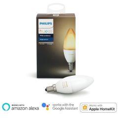 Philips Hue White Ambiance 單顆燈泡 - 6W B39 E14