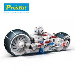 Pro'sKit 鹽水動力巡弋車 GE-753 STEM 玩具