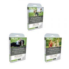 PILOU - 除蚤蝨滴劑 (15kg以下小型犬 (1.5ml X 3pcs) / 15-30kg中型犬( 3ml X 3pcs) / 30kg 大型犬 (5ml X 3pcs)) PILOU_200
