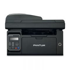 Pantum - M6550NW Mono Multifunctional Laser Printer 3in1 with WIFI PM-M6550NW