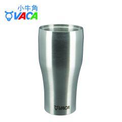 小牛角 - 0.4公升不銹鋼真空杯 自然色 (PNHCC-10S) PNHCC-10S