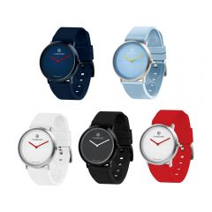 PNW-040 Noerden Life2 Hybrid Smart Watch (Navy Blue/Light Blue/White/Black/Red)