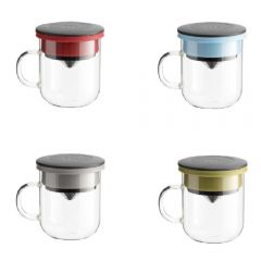 PO: - Duo Dripper Mug 2.0 (4 colors option) PO-14931-34