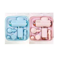 Machino - Pocket+ 按摩槍 (藍色/ 粉紅色)