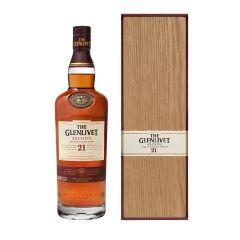 The Glenlivet - 21 Year Old Single Malt Whisky 700ml x 1 btl PR015627