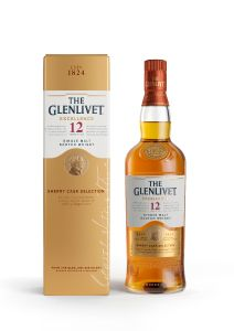 The Glenlivet -  'Excellence' 12 Year Old Single Malt Scotch Whisky PR15079