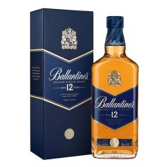 PRBT0128H Ballantine's 12 Years Old Blended Whisky