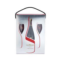 MUMM -  Cordon Rouge with Glass set PRMU2750H