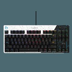 Logitech - PRO X 精簡型可換軸機械遊戲鍵盤 920-009239