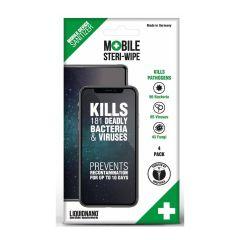 LiquidNano™ 手機長效殺菌塗層(4張)