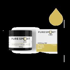 PURE SPORT CBD 肌肉關節舒緩膏