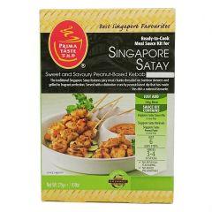 Prima Taste - Singapore Satay Meal Sauce Kit PT06373