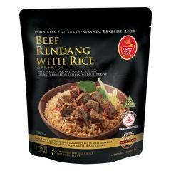 百勝廚 - 叮叮餐 (兩包裝) 亞洲乾咖喱牛肉飯 PT06808-2