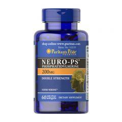 Puritan's Pride Neuro-Ps (磷脂酰絲氨酸200毫克)60粒 [有效日期 10/20]