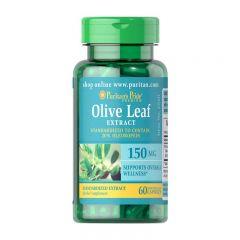 Puritan's Pride 橄欖葉標準化提取物150毫克 (標準化含20%橄欖苦苷) 60粒 [有效日期 9/20]
