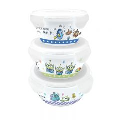 Disney - Pixar Ceramic Bowl with Lid Set PXC12609