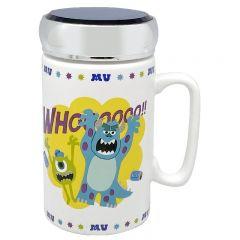Disney - Pixar Ceramic Mug with Mirror Lid 390ml PXC12619