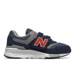 New Balance Lifestyles Pre Boys 997H Blue 童裝鞋