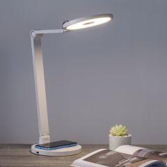 MOMAX SMART 智能護眼檯燈連無線充電