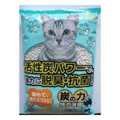 QQKit_P2 QQ Kit - Activated Charcoal Paper Cat Litter
