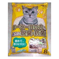 QQKit_P3 QQ Kit - Coffee Flavor Paper Cat Litter