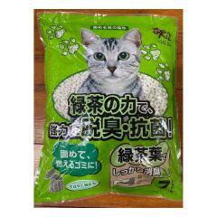 QQKit_P7 QQ Kit - 綠味味紙貓砂