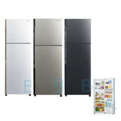 HITACHI - 2 door Refrigerator(3 colors)(229L) R-H230P7H R-H230P7H