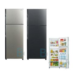 HITACHI - 2 door Refrigerator(2 colors)(287L)  R-H350P7H R-H350P7H