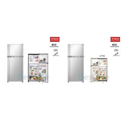 HITACHI - (Right/Left Hindge) 2 door Refrigerator(Brilliant Silver)(169L) R-T170E9H(BSL) R-T170E9H-BSL