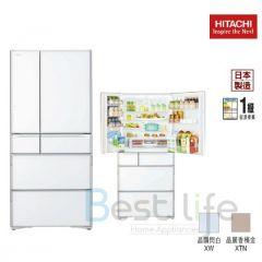 HITACHI 日立 - 六門雪櫃(2色) (670升) R-WXC670KH(XTN) R-WXC670KH