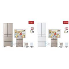 HITACHI - 6 door Refrigerator(2 colors)(475L) R-XG480KH R-XG480KH