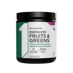 R1 Energized Fruits & Greens (混合莓果味) 163g