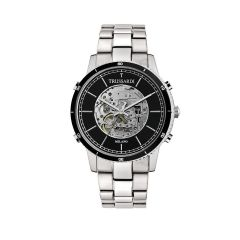 Trussardi T-Style Silver Steel Strap Automatic Men's Watches R2423117002 R2423117002