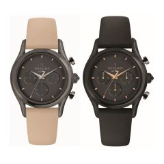 Trussardi T-Light Leather Strap Men's Watches  R245112700