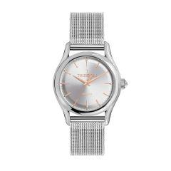 Trussardi T-Light Silver Metal Band Strap Men's Watches R2453127003 R2453127003