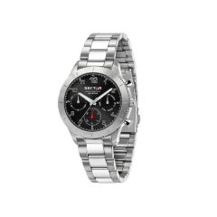 Sector - Italy 270 41mm Men's Watches R3253578015 (Silver) R3253578015