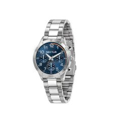 Sector - Italy 270 37mm Men's Watches R3253578018 (Silver) R3253578018