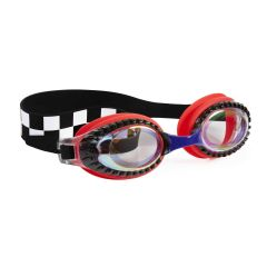 Bling2O - Swim Goggles - Drag Race - Chevy Red Check RAC21410