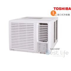 RACH09F Toshiba 1 HP Window Type Air-Conditioner (Cooling Only Series) RACH09F