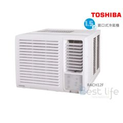 RACH12F Toshiba 1.5 HP Window Type Air-Conditioner (Cooling Only Series) RACH12F
